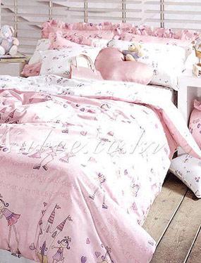 핑키 어린이침구디자인누비