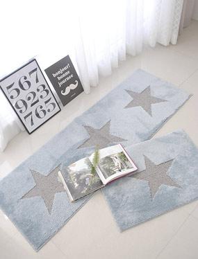 뉴스타 발매트-민트 (2size)디자인누비